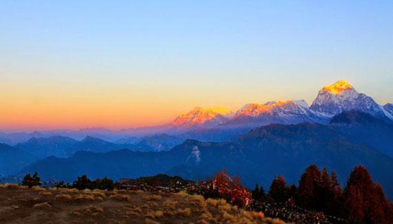 himalayan sunrise tour